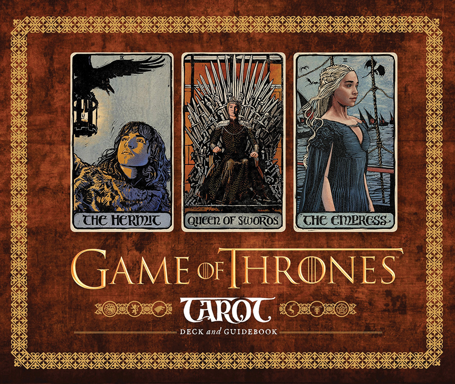 Game Of Thrones: Tarot Box Front