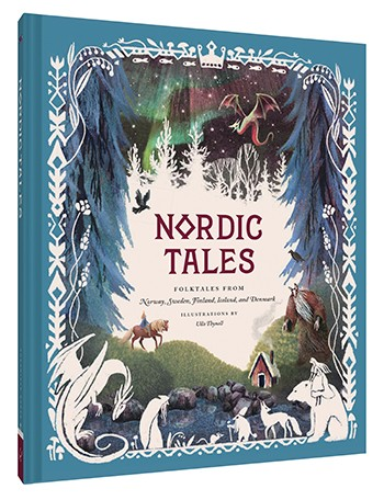 Nordic Tales: Folktales From Norway, Sweden, Finland, Iceland And Denmark Game Box