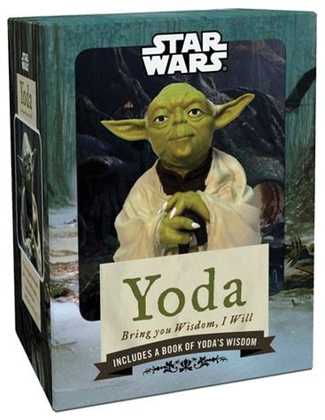 Star Wars: Yoda Wisdom Box Box Front