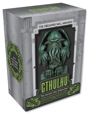 Cthulhu: The Ancient One Tribute Box Box Front