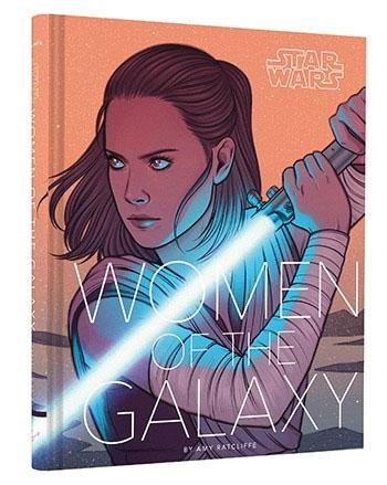 Star Wars: Women Of The Galaxy Hc Game Box