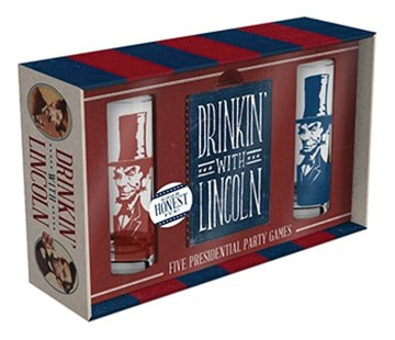 Drinkin` With Lincoln Game Box