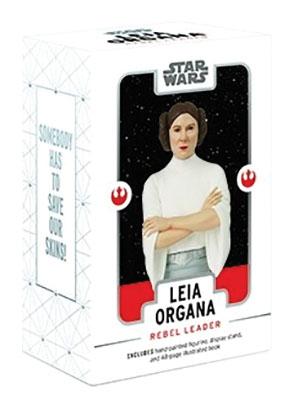 Star Wars: Leia Organa - Rebel Leader Box Game Box