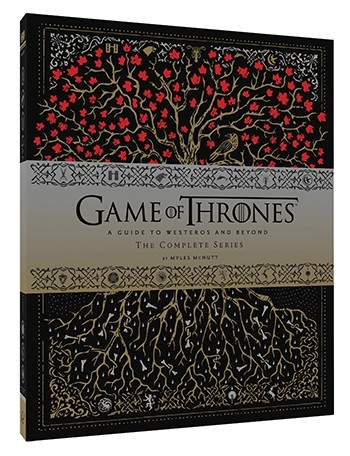 Game Of Thrones: A Guide To Westeros And Beyond, The Complete Series Game Box
