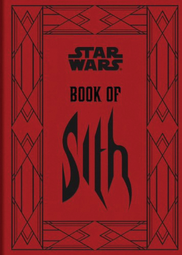 Star Wars: Book Of Sith Box Front
