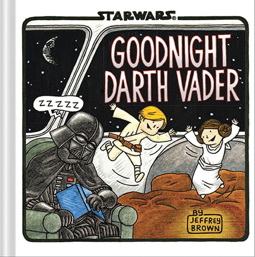 Star Wars: Goodnight Darth Vader Box Front