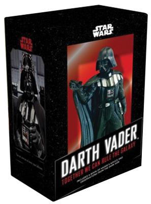 Star Wars: Darth Vader In A Box Box Front
