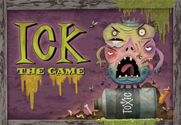 Ick: The Game Box Front