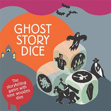 Ghost Story Dice Box Front