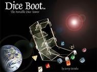 Dice Boot (revised Clamshell Packaging) Box Front