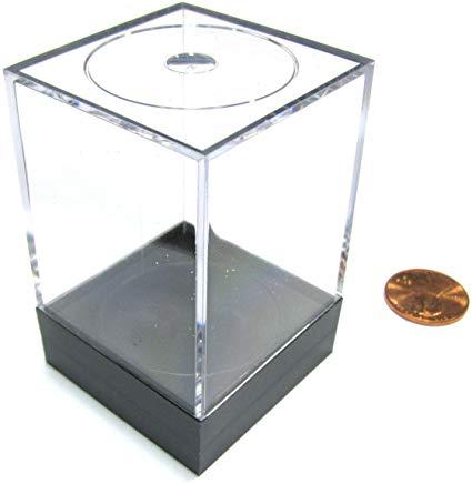 Plastic Figure Display Box: Medium