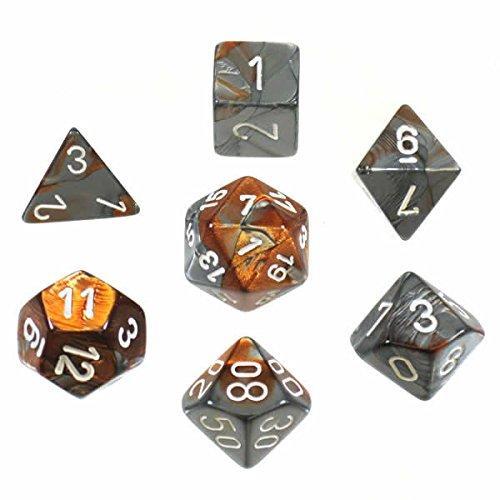 Gemini: Poly Copper Steel/white (7)