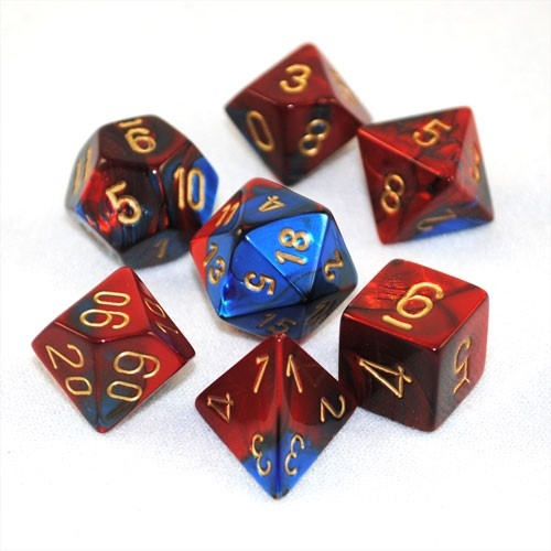 Gemini 2: Poly Blue Red/gold (7)