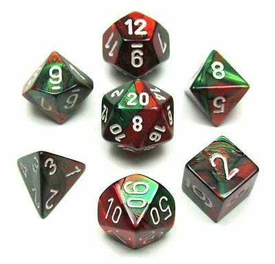 Gemini 2: Poly Green Red/white (7)
