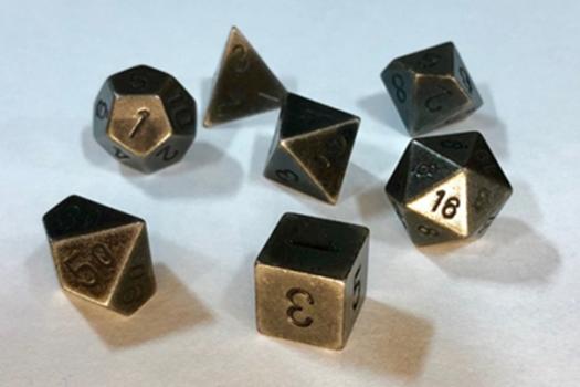 Metal: Poly Dark Metal (7) Game Box