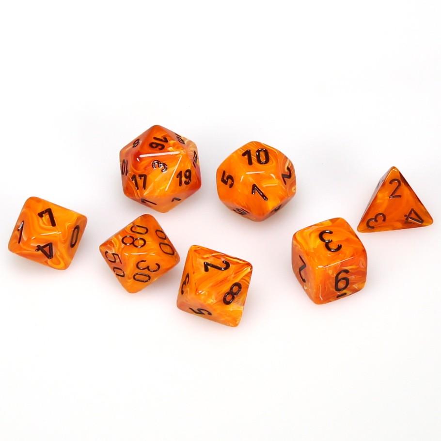 Vortex: Poly Orange/black (7)