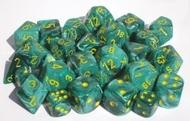 Vortex: Poly Malachite Green/yellow (7) Box Front