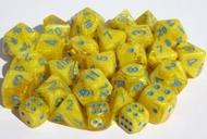 Vortex: 12mm D6 Yellow/blue (36) Box Front
