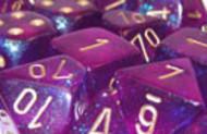 Borealis 2: 12mm D6 Royal Purple/gold (36) Box Front