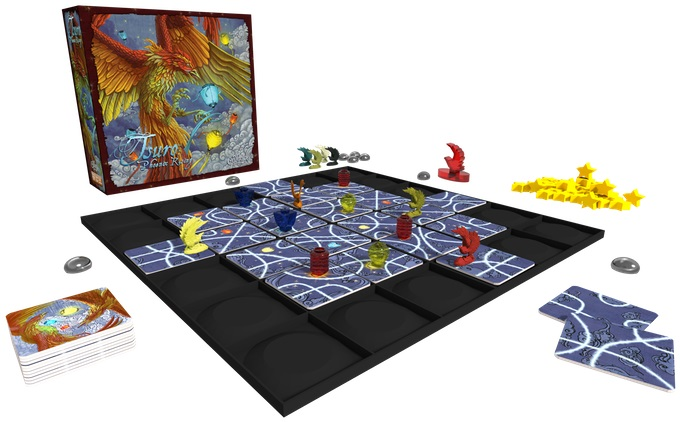 Tsuro: Phoenix Rising Game Box
