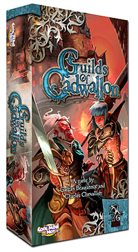Guilds Of Cadwallon Box Front