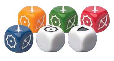 Arcadia Quest: Guild Dice Pack Box Front