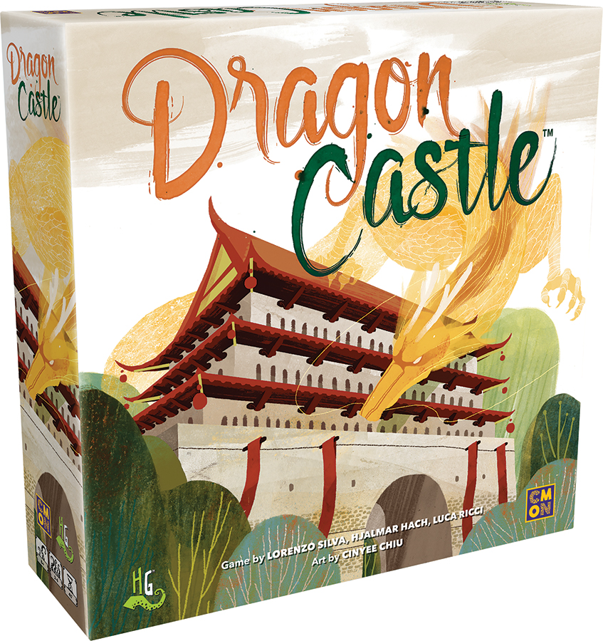 Dragon Castle Box Front