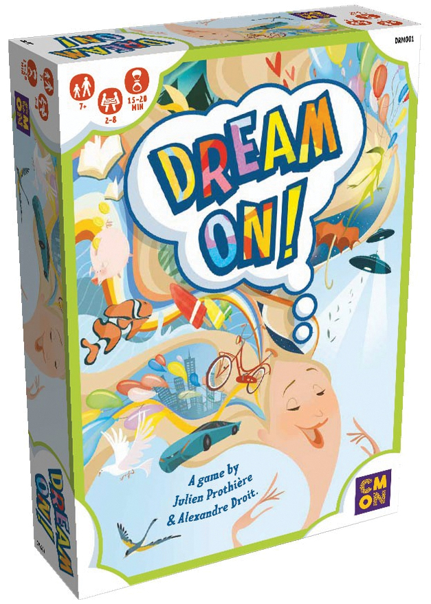 Dream On! Box Front