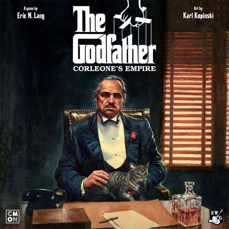 The Godfather: Corleone`s Empire Box Front
