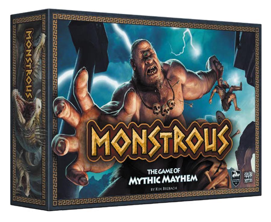 Monstrous Box Front