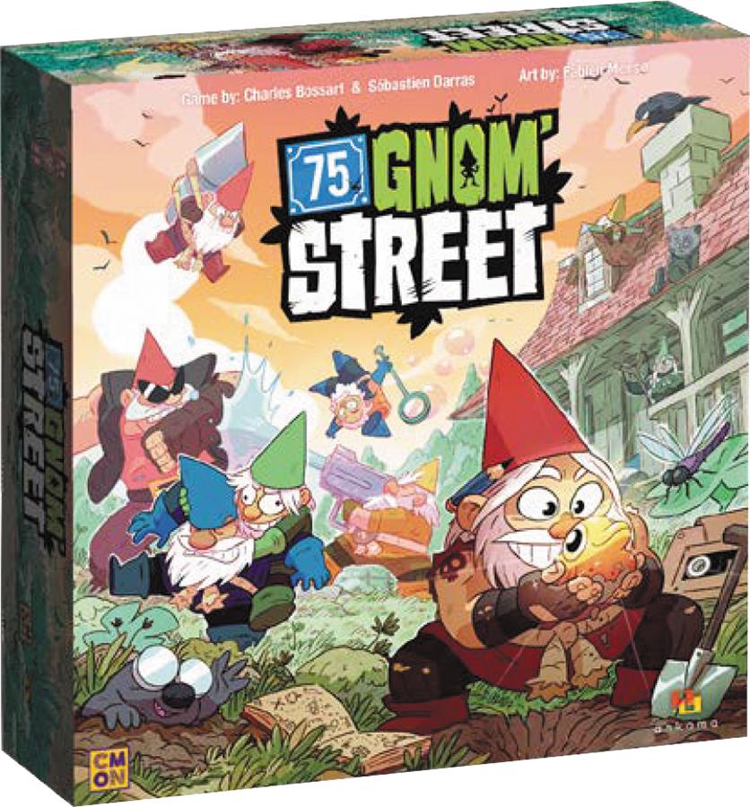 75 Gnom Street Box Front