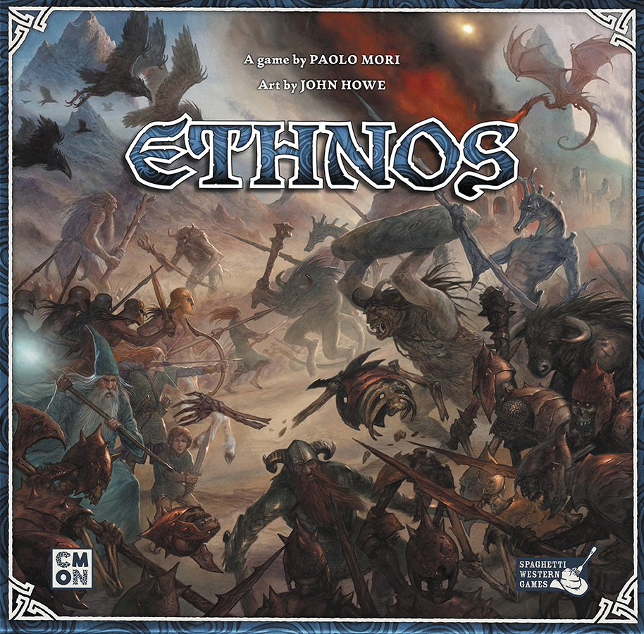Ethnos Game Box
