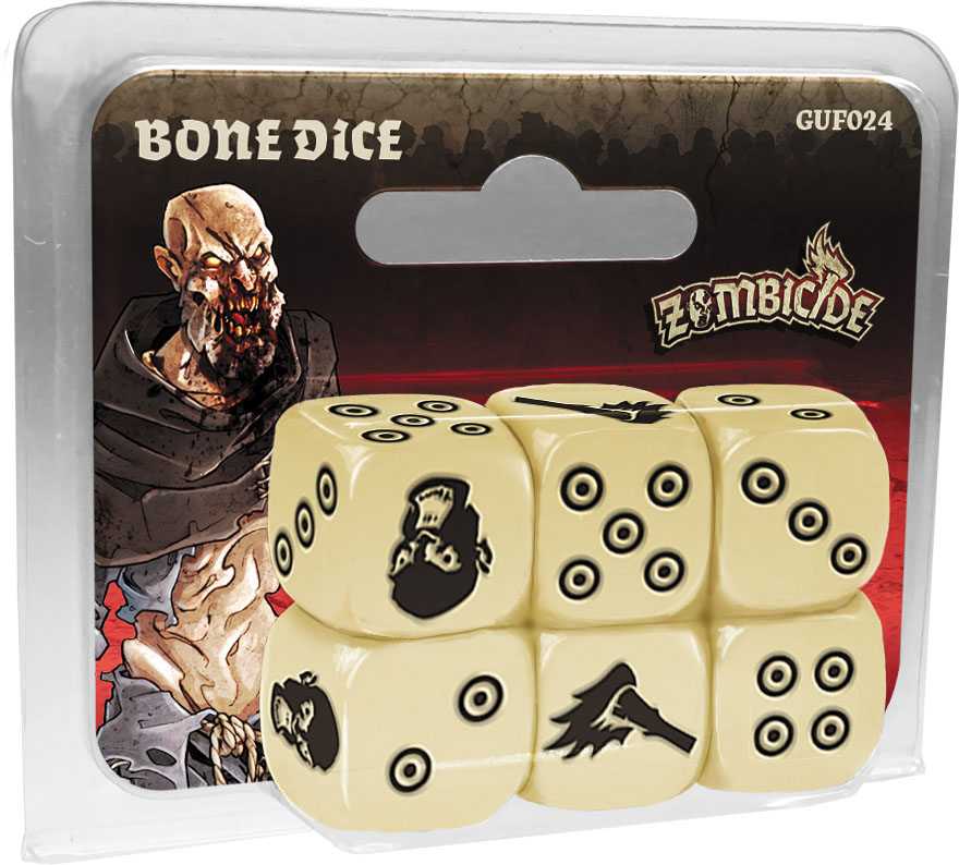 Zombicide: Bone Dice Box Front