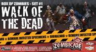 Zombicide: Walk Of The Dead 1 Box Front