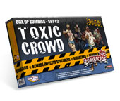 Zombicide: Toxic Crowd Box Front