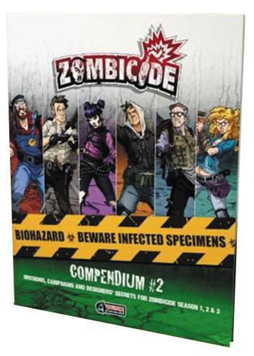 Zombicide: Compendium 2 Box Front