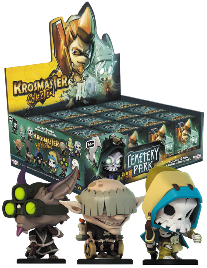 Krosmaster: Collection Box Front