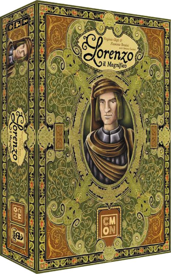 Lorenzo Il Magnifico Box Front