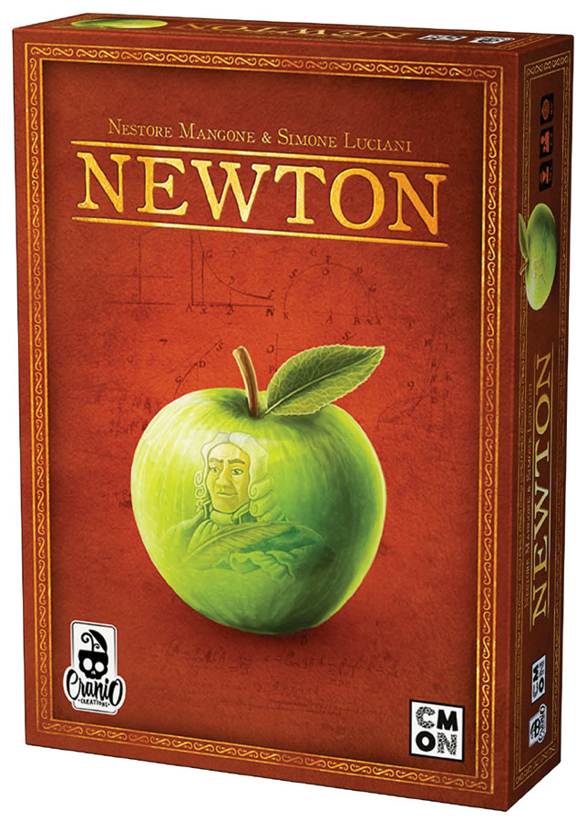 Newton Game Box