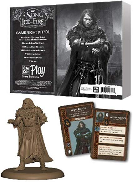 A Song Of Ice & Fire: Tabletop Miniatures Game: Game Night Kit 1