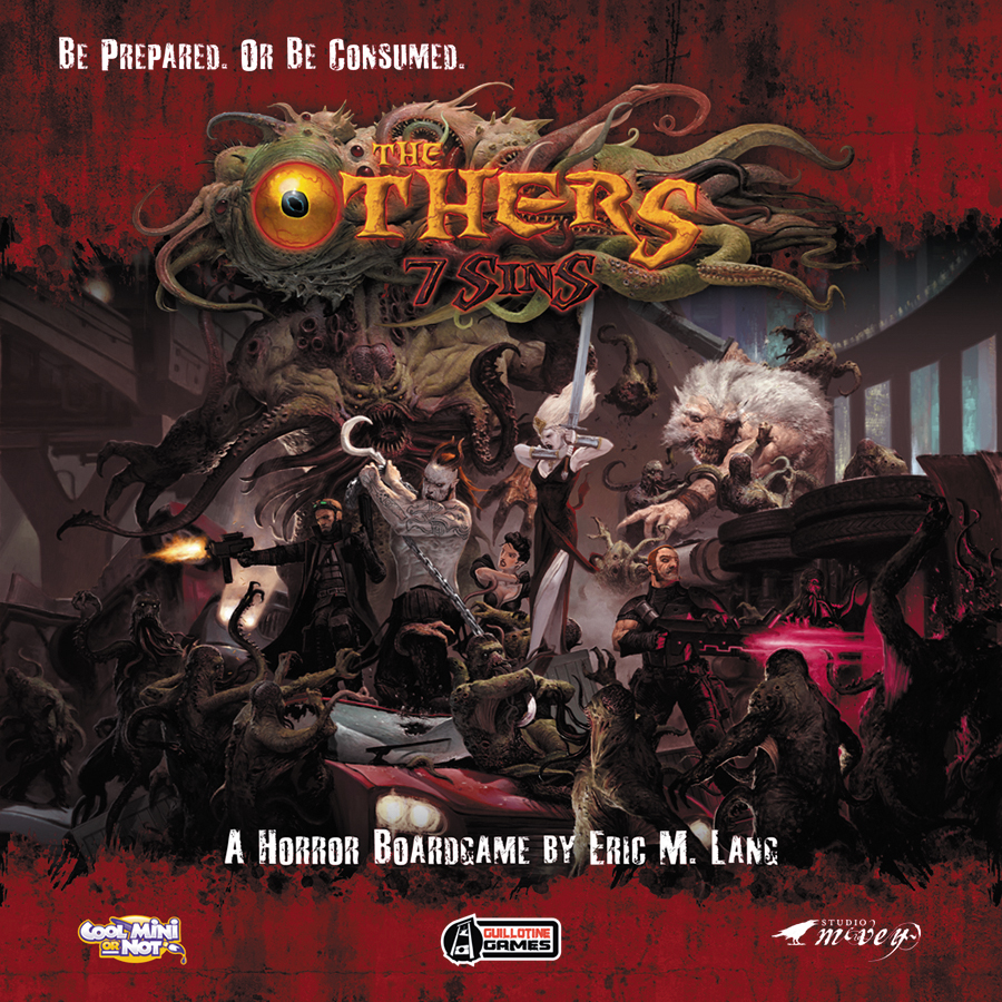 The Others: Core Box Box Front
