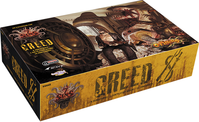 The Others: Greed Box Box Front
