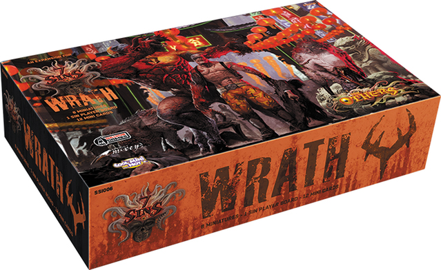 The Others: Wrath Box Box Front