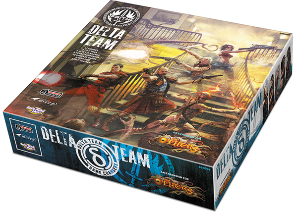 The Others: Delta Team Box Box Front