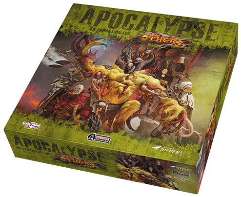 The Others: Apocalypse Box Front