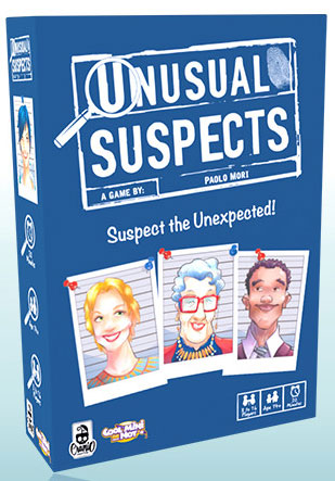 Unusual Suspects Box Front