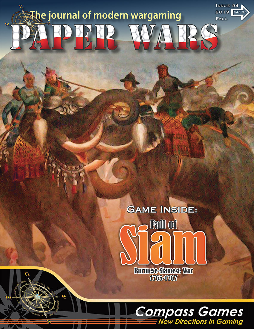 Paper Wars #94: Fall Of Siam