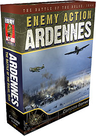 Enemy Action Ardennes Box Front