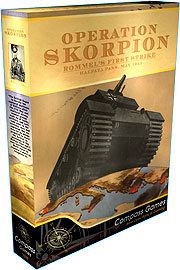 Operation Skorpion Box Front