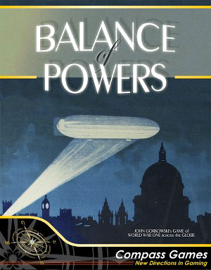 Balance Of Powers Box Front